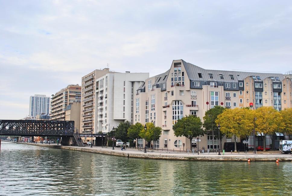kanał La Villette