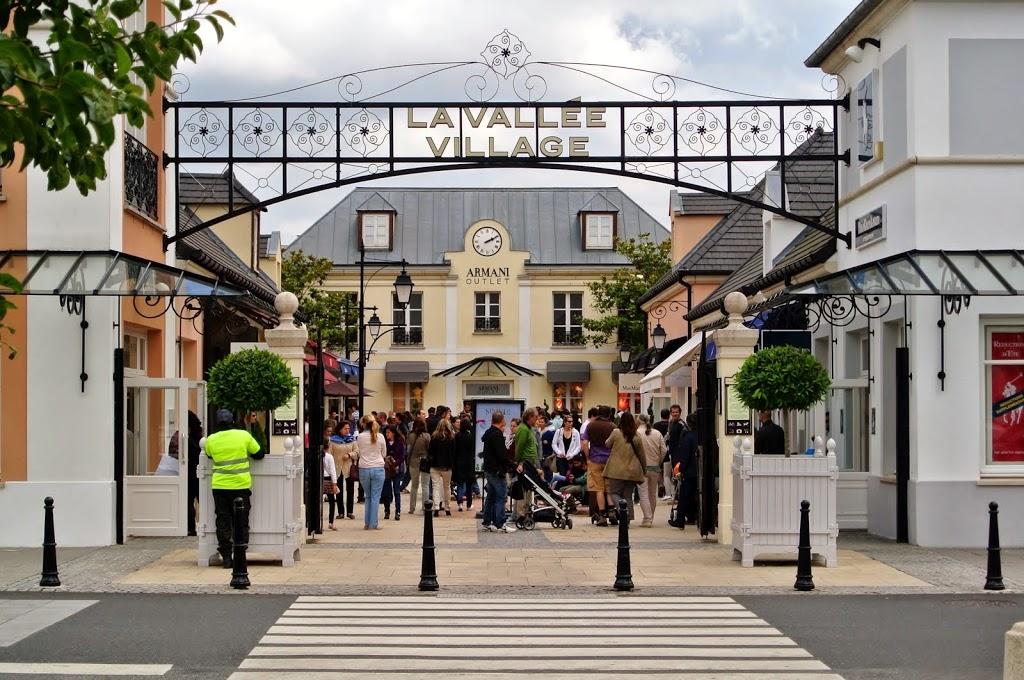 zakupy w Paryżu