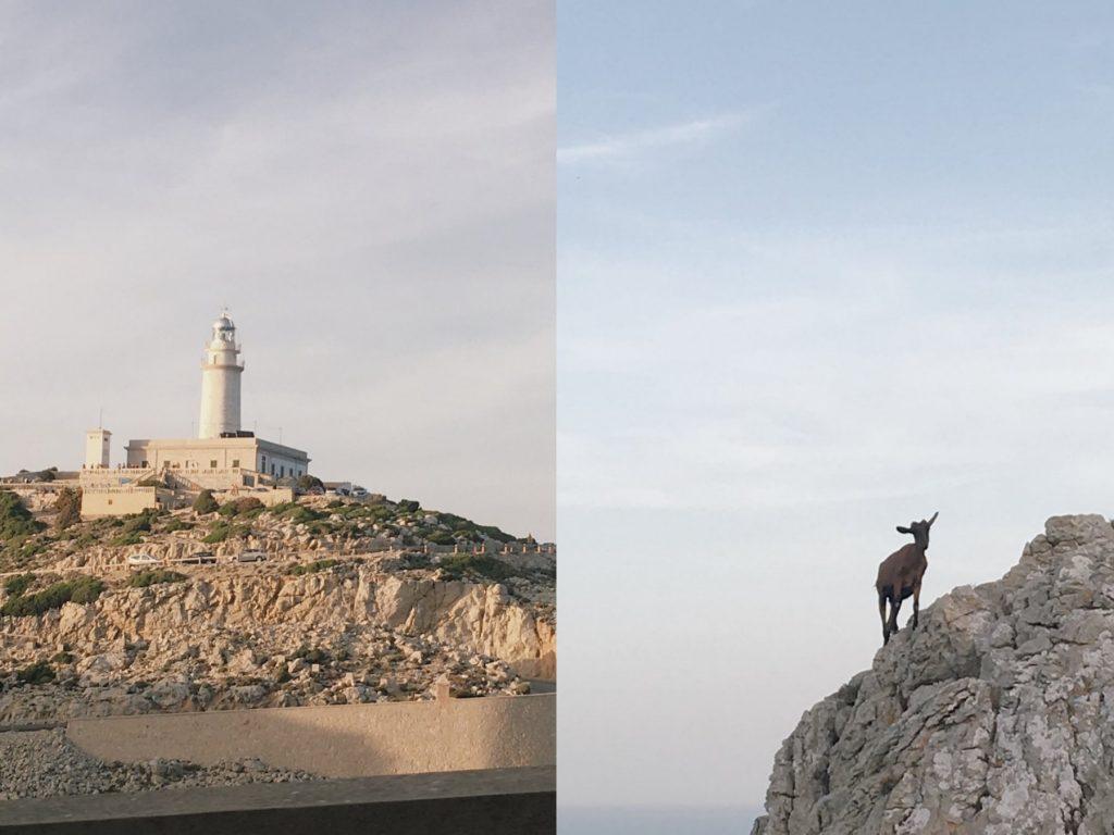 Majorka, Cap de Formentor