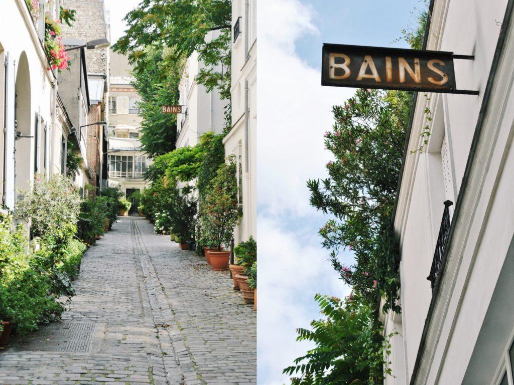 Spacer po Paryzu - Cite du Midi