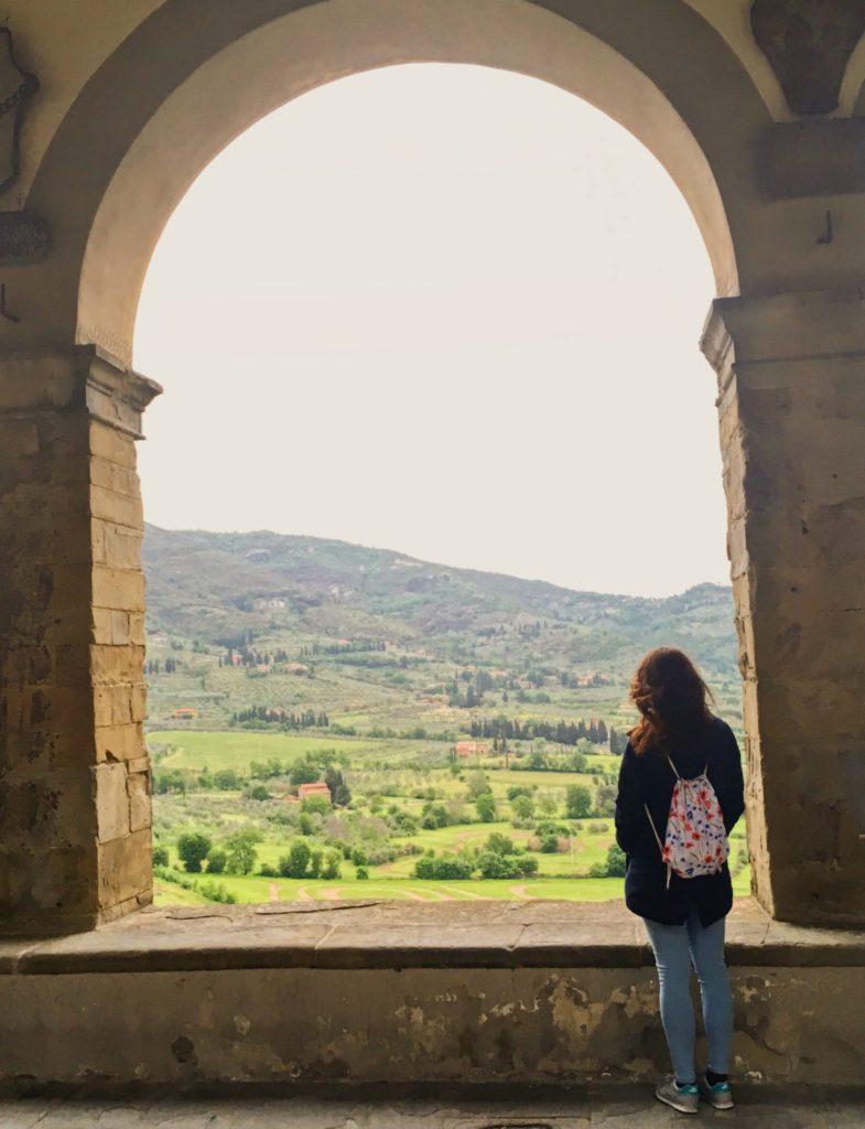 Toskania, Castiglion Fiorentino