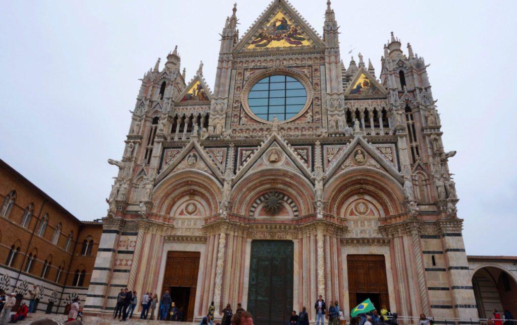 Toskania, Siena