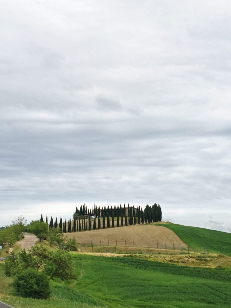 Toskania, Val D'Orcia