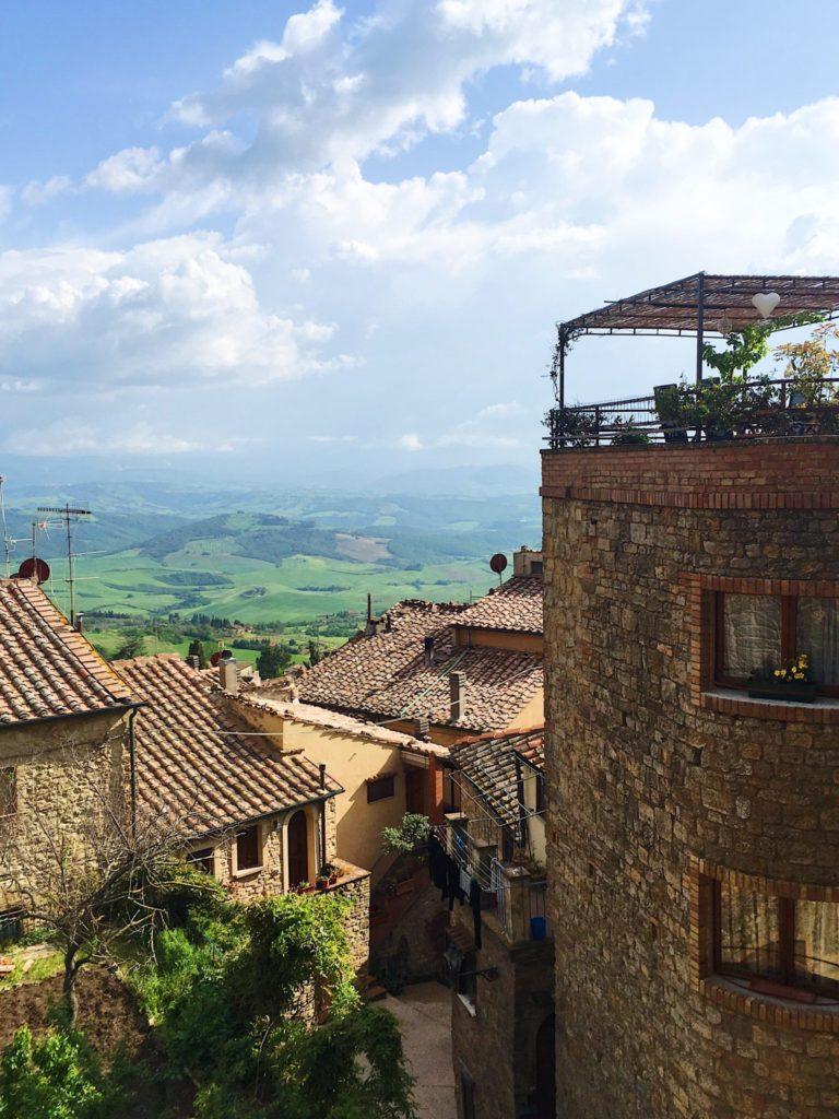 Toskania, Volterra