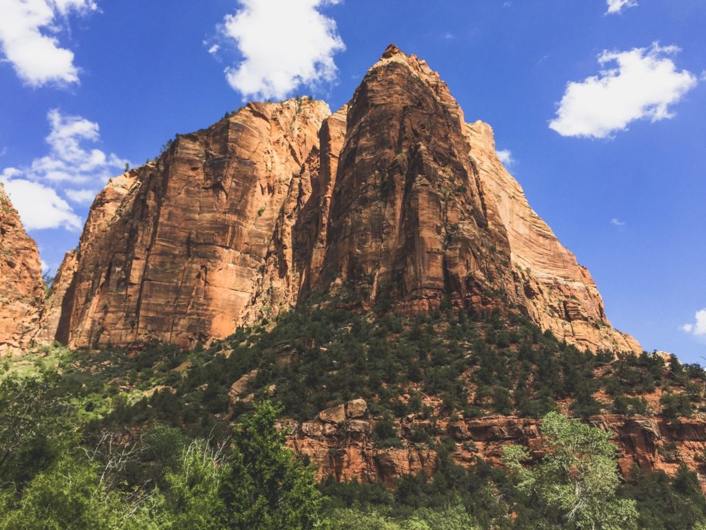 USA - ZIon National Park