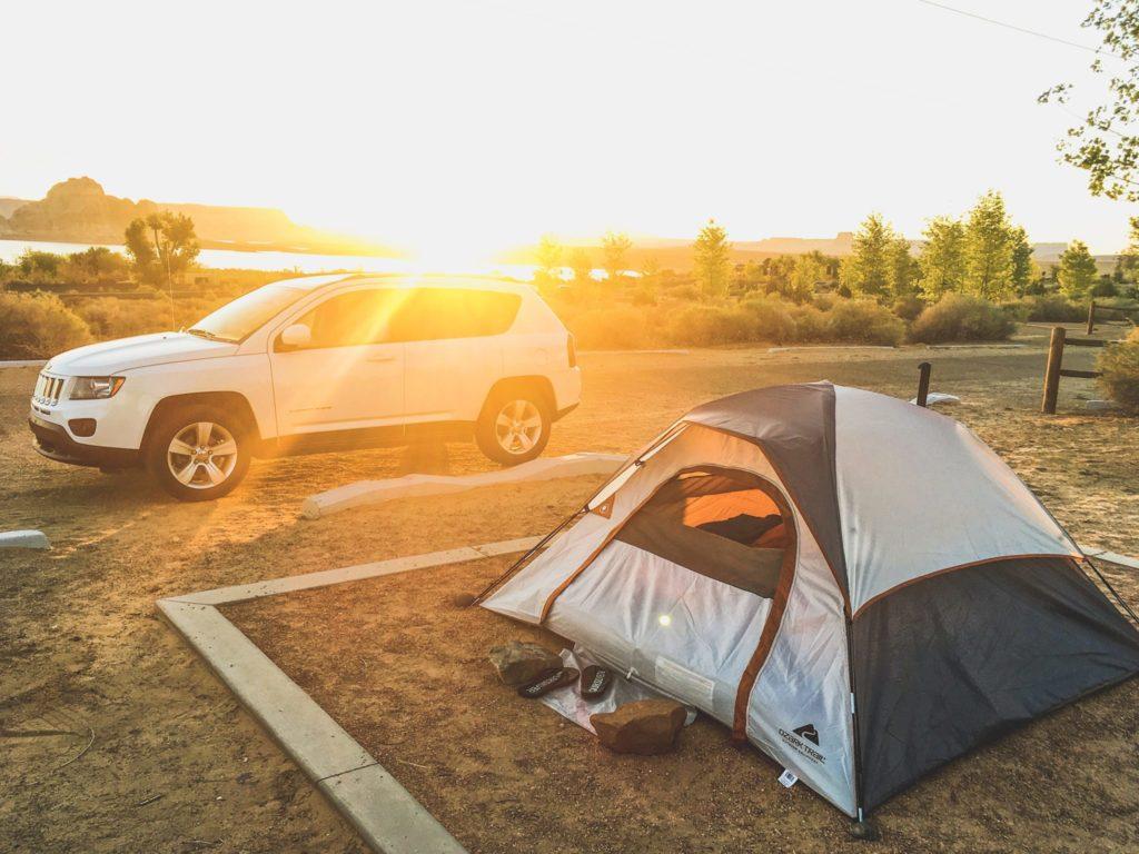 USA - road trip