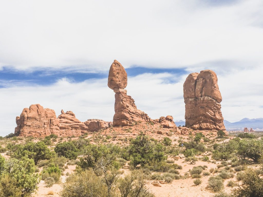 Parki narodowe USA - Arches National Park
