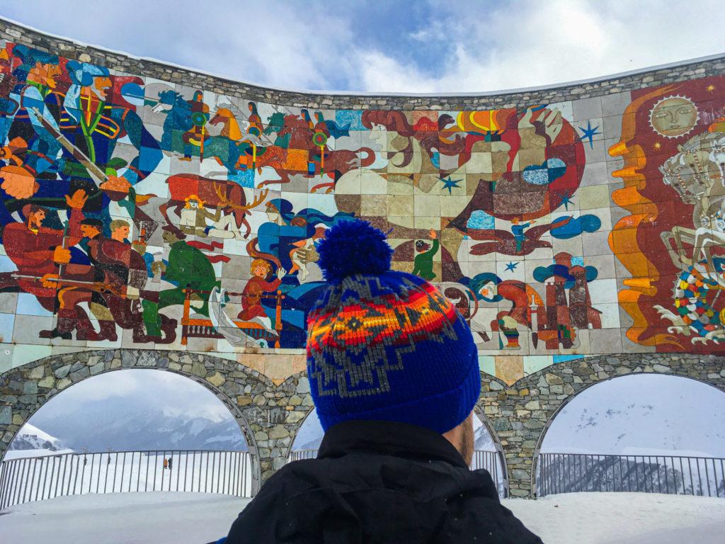 Pomnik Przyjaźni Rosyjsko-Gruzińskiej
